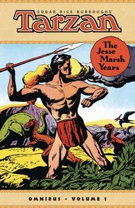 [Tarzan: Volume 1 (Product Image)]