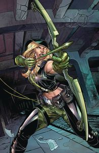 [Robyn Hood: Outlaw #3 (Cover A Coccolo) (Product Image)]