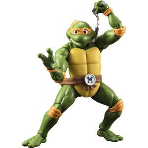 [Teenage Mutant Ninja Turtles: SH Figuarts Action Figure: Michelangelo (Product Image)]