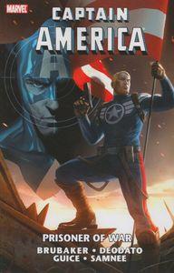 [Captain America: Prisoner Of War (Product Image)]