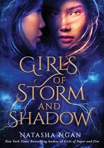 [Girls Of Paper & Fire: Book 2: Girls Of Storm & Shadow (Hardcover) (Product Image)]