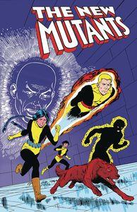[New Mutants: Omnibus: Volume 1 (McLeod DM Variant Hardcover) (Product Image)]