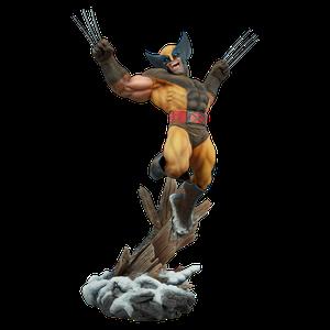 [X-Men: Premium Format Statue: Wolverine (Product Image)]