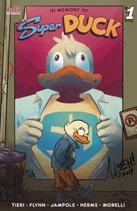[Super Duck #1 (Cover E Henderson) (Product Image)]
