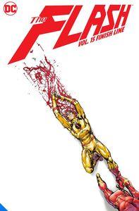 [The Flash: Volume 15: Finish Line (Product Image)]
