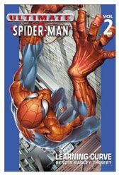 [Ultimate Spider-Man: Volume 2: Learning Curve (Product Image)]