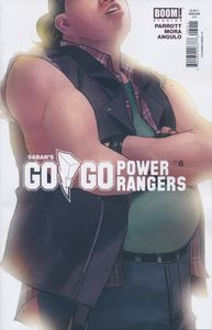 [Go Go Power Rangers #6 (Main & Mix) (Product Image)]