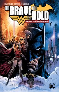 [Brave & The Bold: Batman & Wonder Woman (Hardcover) (Product Image)]