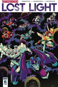 [Transformers: Lost Light #6 (Product Image)]