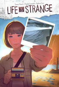 [Life Is Strange: Partners In Time #1 (Cover A Kuvshinov Variant) (Product Image)]