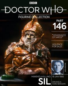 [Doctor Who: Figurine Collection #146: Sil (Product Image)]