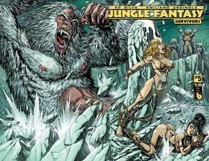 [Jungle Fantasy: Survivors #5 (Wrap) (Product Image)]