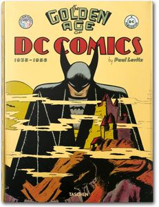 [Golden Age Of DC Comics (Hardcover) (Product Image)]