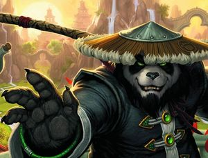 [World Of Warcraft: Pearl Of Pandaria (Titan Edition - Hardcover) (Product Image)]