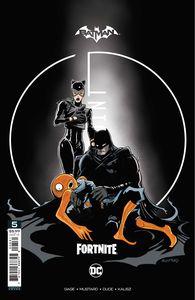 [Batman/Fortnite: Zero Point #5 (Premium Variant E) (Product Image)]