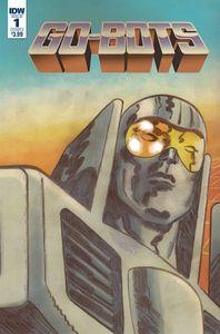 [Go-Bots #1 (Cover A Scioli) (Product Image)]