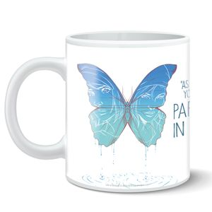 [Life Is Strange: Mug: Butterfly By Emma Vieceli (Product Image)]