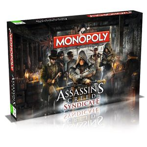 [Assassin's Creed: Syndicate: Monopoly (Product Image)]