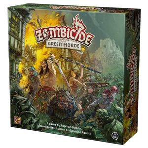 [Zombicide: Board Game: Green Horde (Product Image)]
