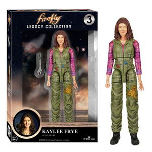 [Firefly: Legacy Collection Action Figures: Kaylee Frye (Product Image)]