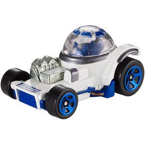[Star Wars: Hot Wheels: R2-D2 Astromech T-Bucket (Product Image)]