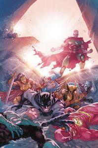 [Justice League: Volume 5: Justice Doom War (Product Image)]
