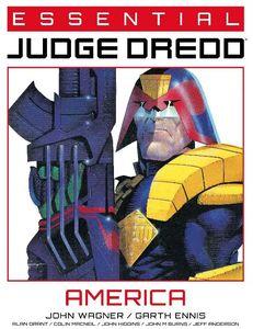 [Essential Judge Dredd: America (Product Image)]