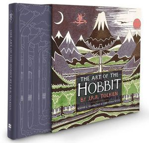 [The Art Of The Hobbit (Hardcover) (Product Image)]