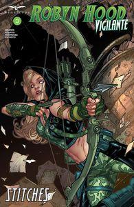 [Robyn Hood: Vigilante #3 (Cover A Johnson) (Product Image)]