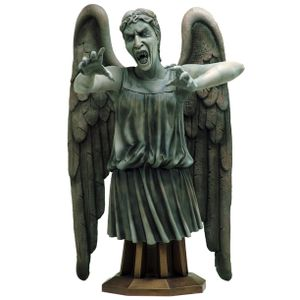 [Doctor Who: Masterpiece Collection Maxi Bust: Weeping Angel (Product Image)]