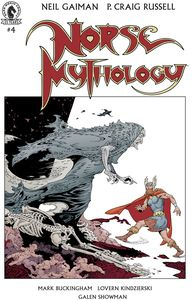 [Norse Mythology II #4 (Cover A Russell) (Product Image)]