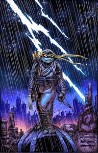[Teenage Mutant Ninja Turtles: Ongoing #99 (Kevin Eastman variant) (Product Image)]
