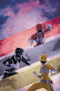 [Mighty Morphin Power Rangers #42 (Main) (Product Image)]