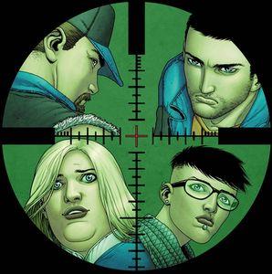 [Harbinger: Renegade #7 (Cover B Portela) (Product Image)]