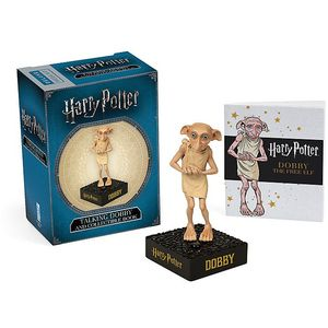 [Harry Potter: Talking Dobby & Collective Book Kit (Miniature Editions) (Product Image)]