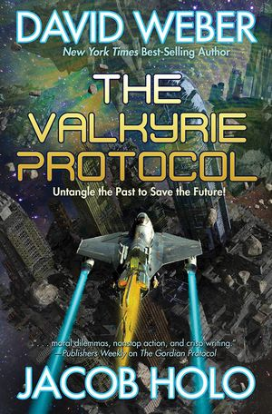[The cover for The Valkyrie Protocol: Volume 2 (Hardcover)]