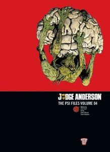 [2000AD: Judge Anderson: Psi Files: Volume 4 (Product Image)]