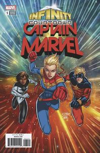 [Infinity Countdown: Captain Marvel #1 (Lim Variant) (Product Image)]