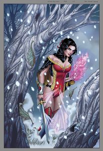 [Grimm Fairy Tales #2 (Cover A Johnson) (Product Image)]