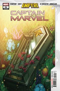 [Captain Marvel #21 (Product Image)]