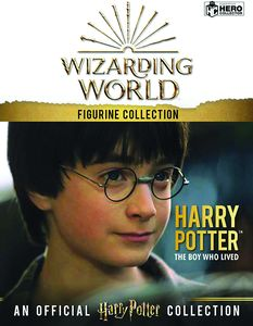 [Wizarding World Figurine Collection: Harry & Hedwig (Product Image)]
