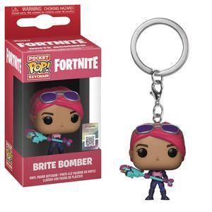 [Fortnite: Pocket Pop! Vinyl Keychain: Brite Bomber (Product Image)]