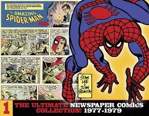 [Amazing Spider-Man: Ultimate Newspaper Comics: Volume 1: 1977-1979 (Hardcover) (Product Image)]
