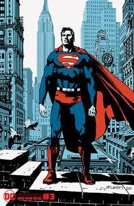 [Superman: Red & Blue #3 (Cover B John Paul Leon Variant) (Product Image)]