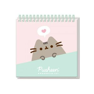 [Pusheen: Small Square Notebook: Sweet Dreams (Product Image)]