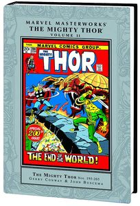 [Marvel Masterworks: The Mighty Thor: Volume 11 (Hardcover) (Product Image)]