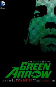 [Green Arrow By Jeff Lemire (Deluxe Edition Hardcover) (Product Image)]