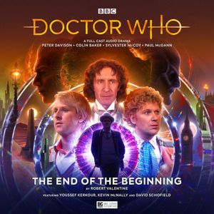 [Doctor Who: The Monthly Adventures #275: The End Of The Beginning (Product Image)]