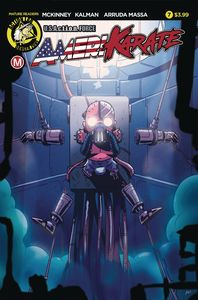 [Amerikarate #7 (Cover A Roth) (Product Image)]