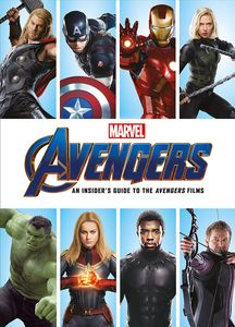 [Marvel's Avengers: An Insider's Guide To The Avengers Films (Hardcover) (Product Image)]